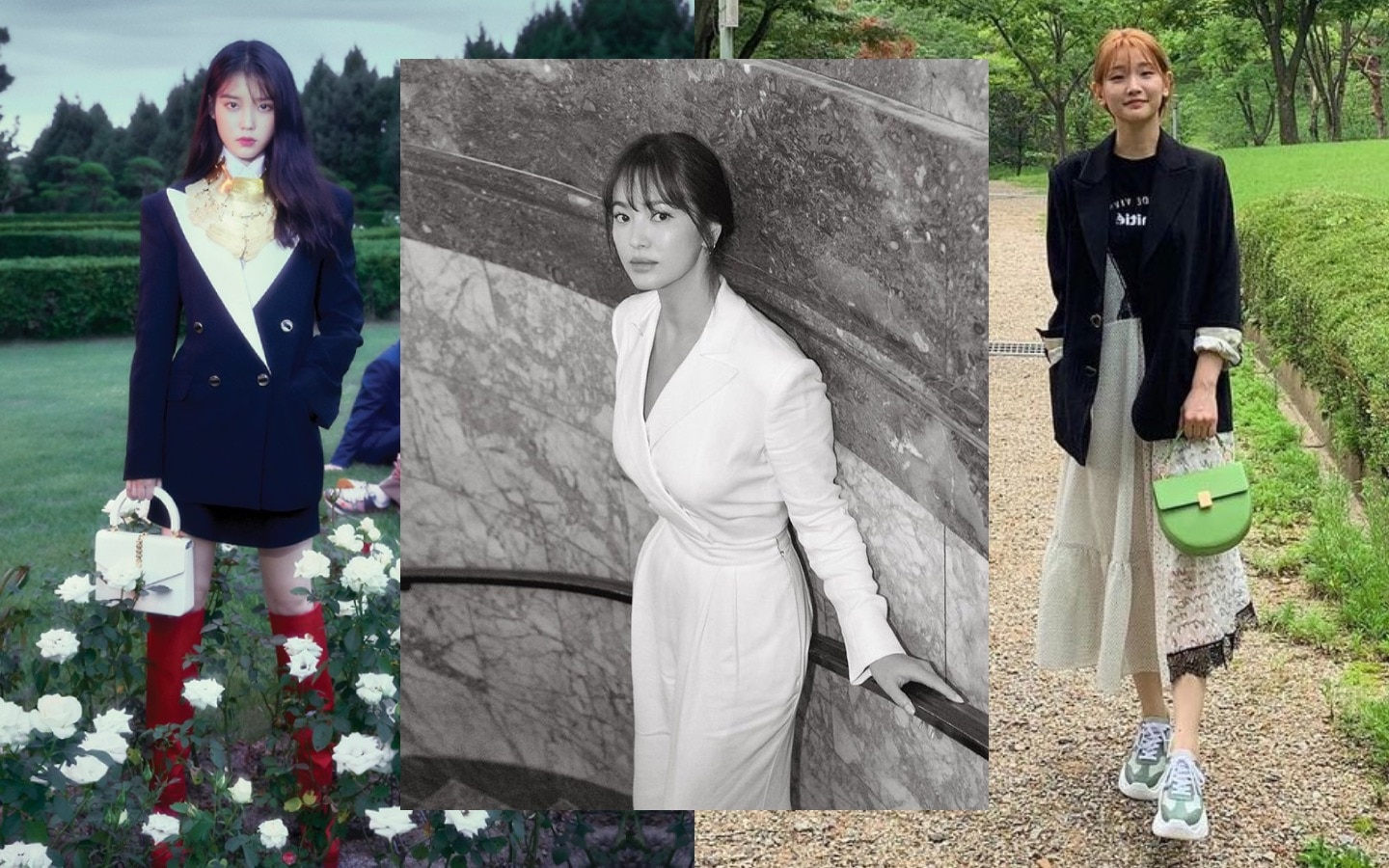 Most Stylish Korean Actresses