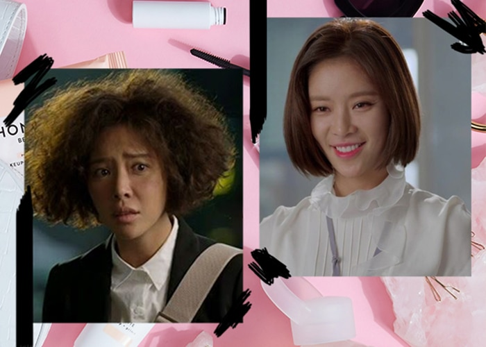 K-Drama Beauty Transformations