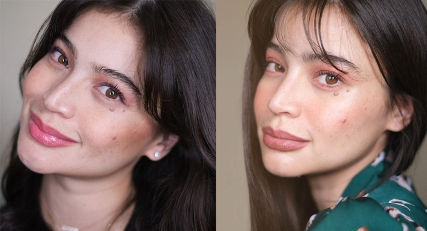 Anne Curtis Pregnancy Makeup Looks