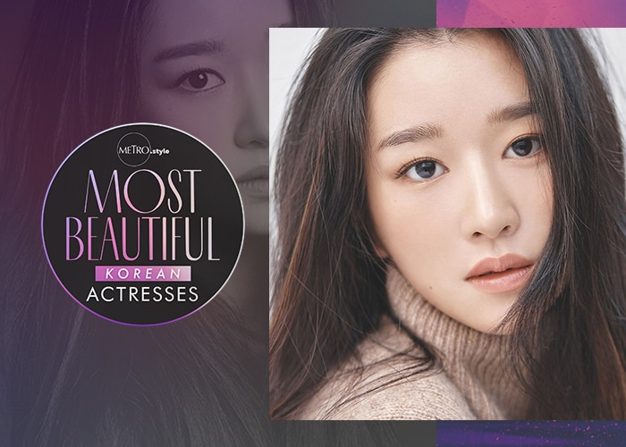 Metro Most Beautiful Korean Actresses: Seo Ye-ji