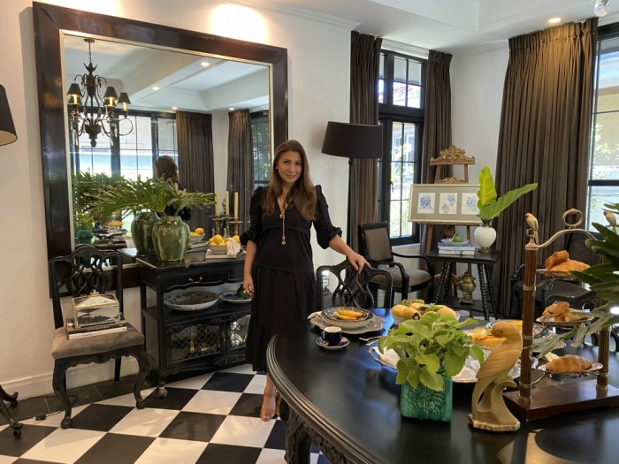 Julie Boschi's Dining Room