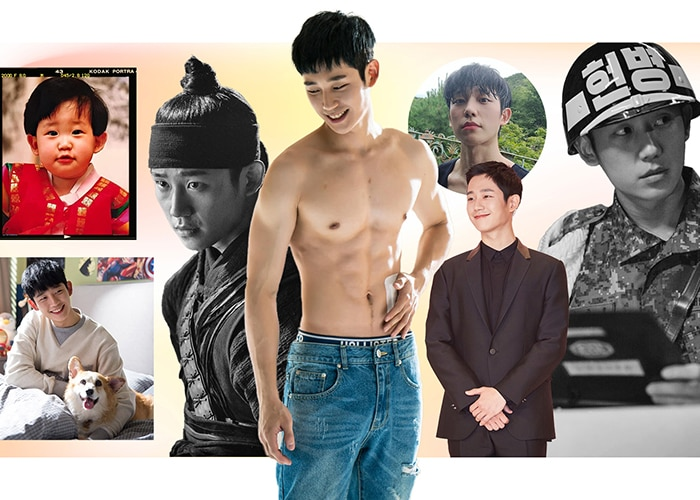 Jung Hae-in Evolution