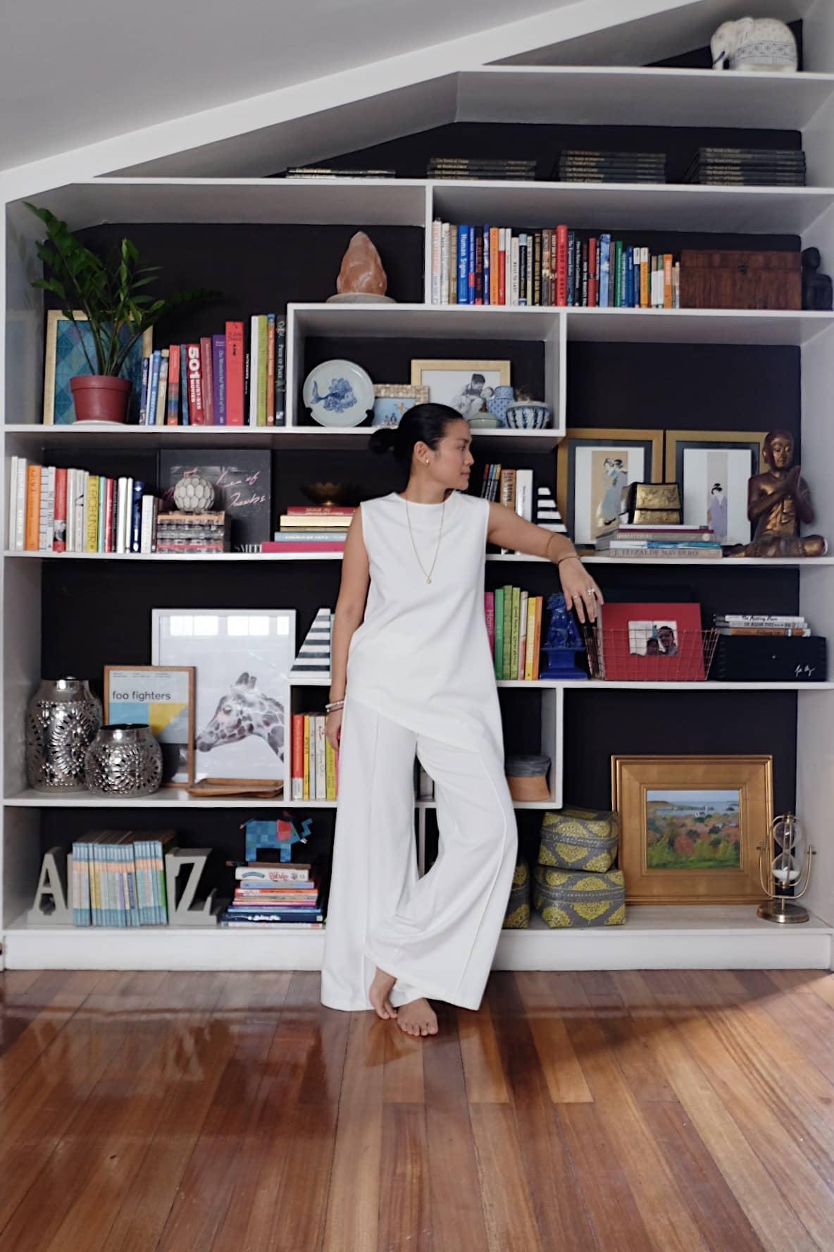 Shelf Styling by Leona Panutat