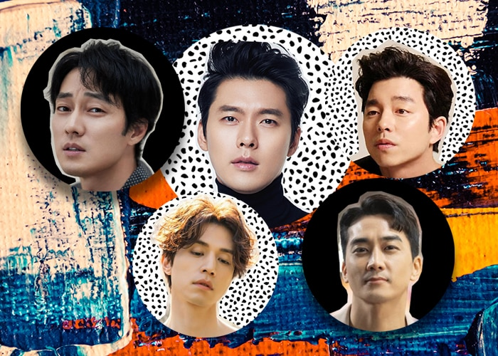 The Most Handsome Korean Actors in Their Late 30s and 40s