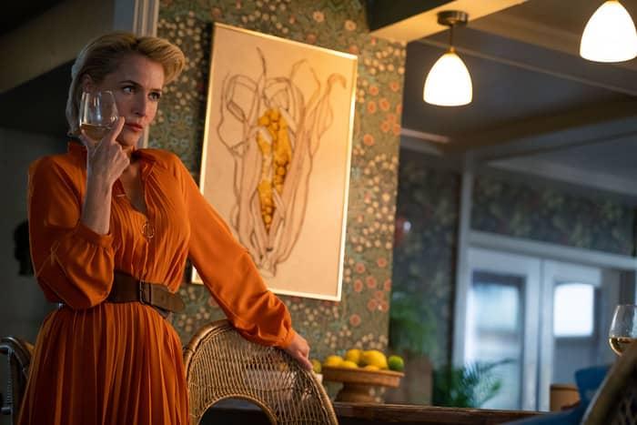 Gillian Anderson as Dr. Jean Milburn