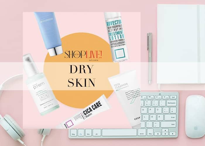 Skin Type: Dry