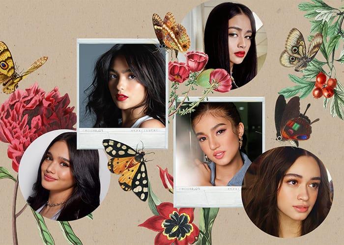 10 Beautiful Young Filipina Celebrities