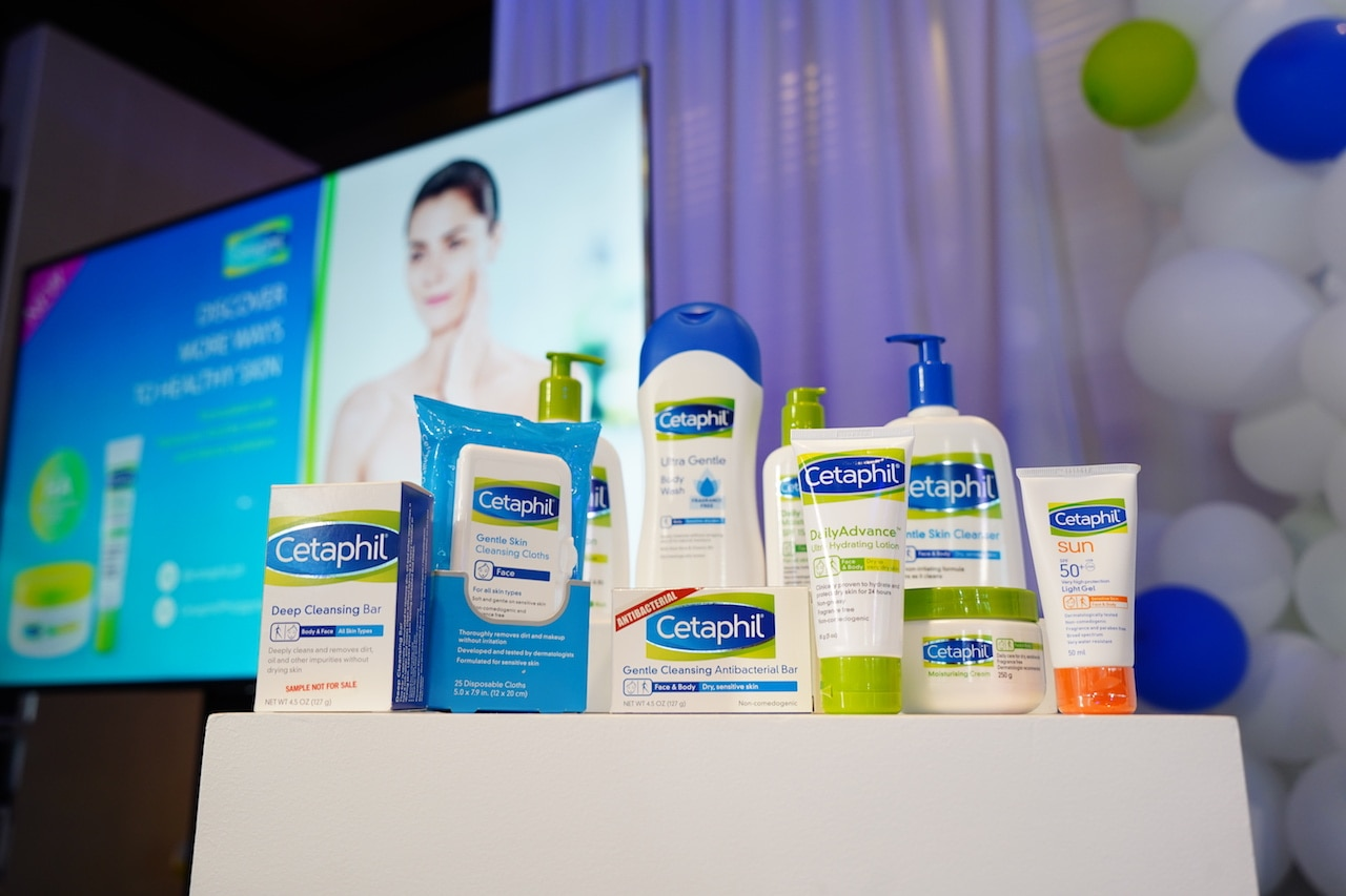 The new Cetaphil Face Range.