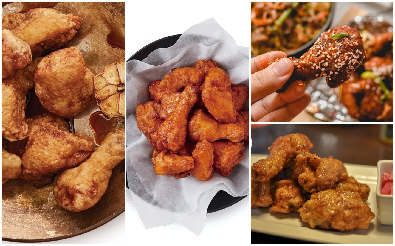 Our Top 10 KFC: Korean Fried Chicken