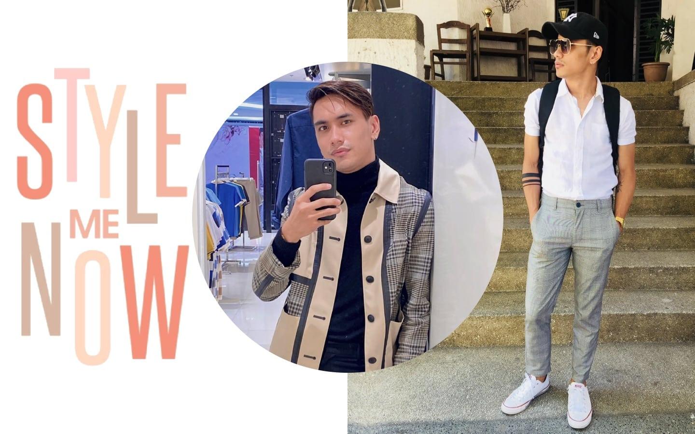 Style Me Now: Jhigo Martinez