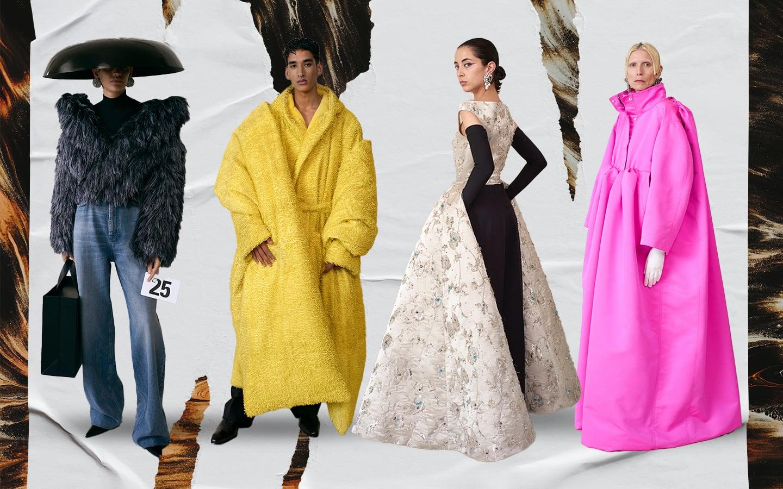 Balenciaga 50th Haute Couture Show