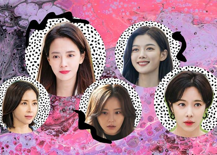 K-Drama Beauty Round-Up