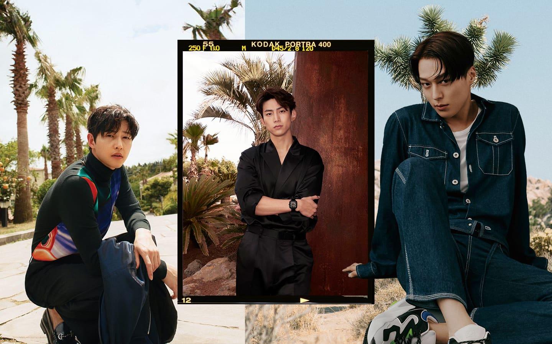 Stylish K-Drama Men 2021