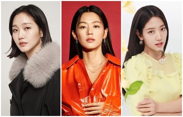 Korean Actresses With 2021 K-Dramas