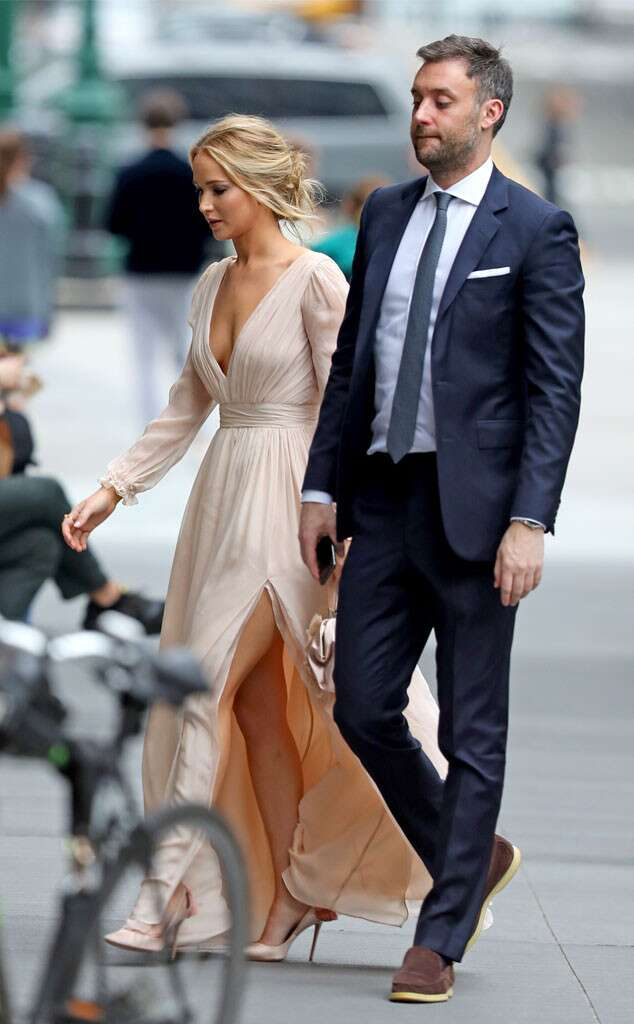 jennifer lawrence and cooke maroney s intimate wed 0