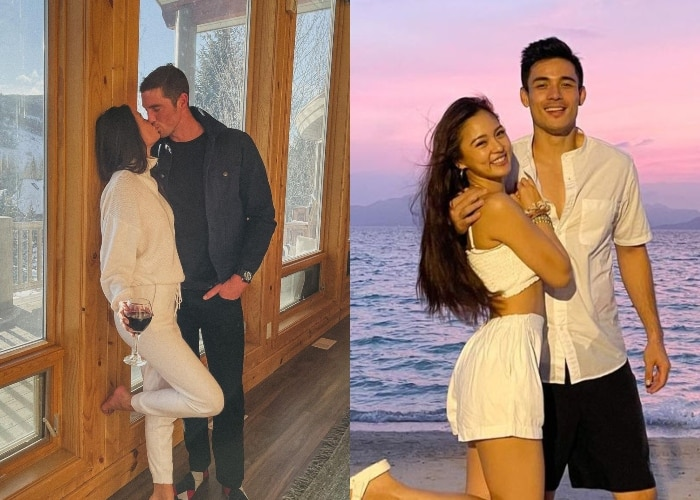celebrity couples this valentine's day 2021