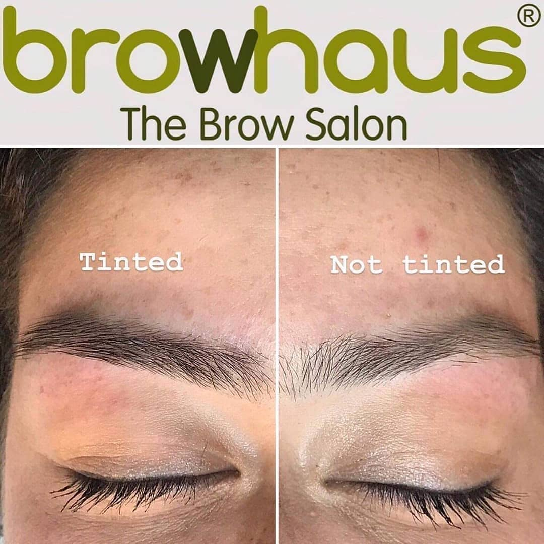 Browhaus Browgraphy before and after