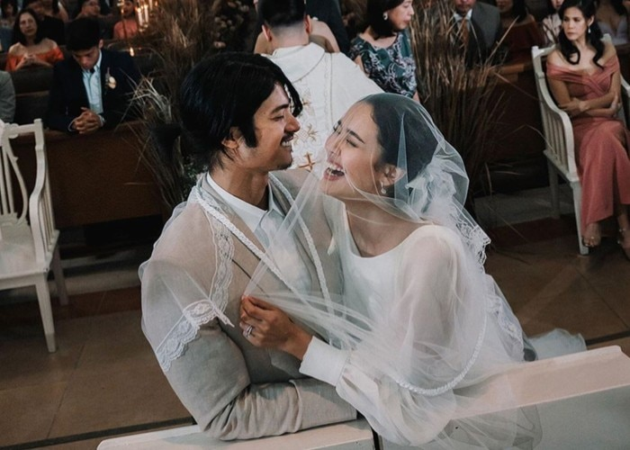 All The Details We Love About Megan Young & Mikael Daez's Fuss-Free Out-Of-Town Wedding