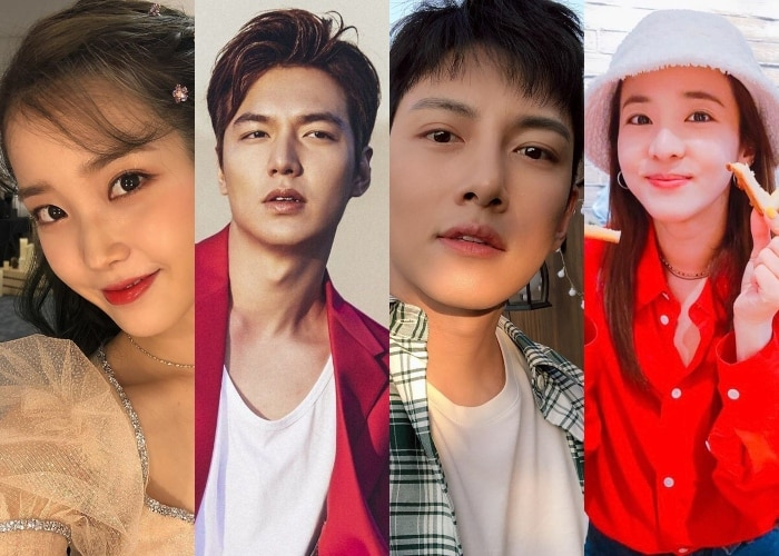 the hallyu stars who double as vloggers