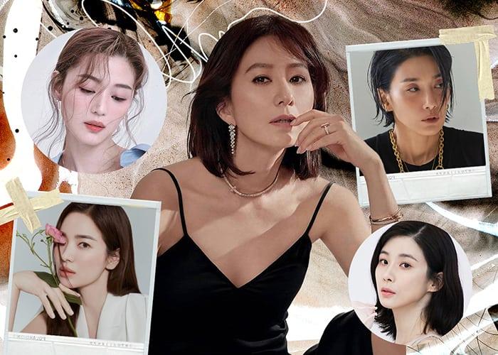 14 Ageless Korean Actresses