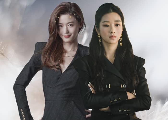 Cheon Song-Yi vs. Ko Mun-Yeong