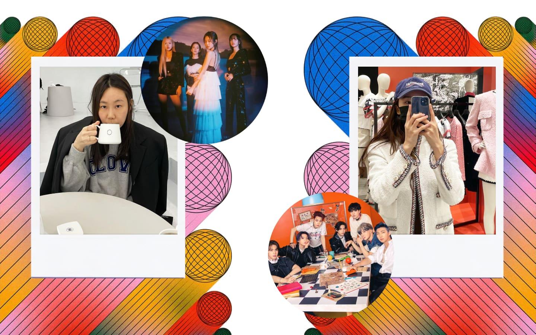 Korean Fashion Stylists