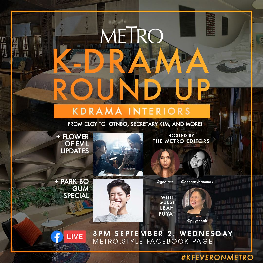 metro k drama round up k drama interiors 0