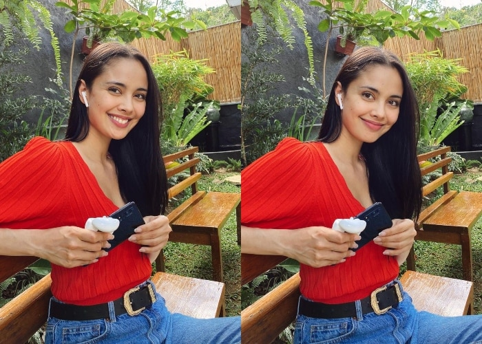 Megan Young on Metro Chats