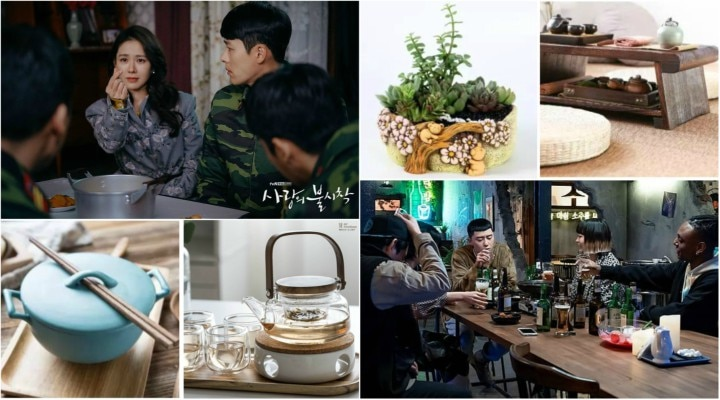 K-Drama Inspired Homeware