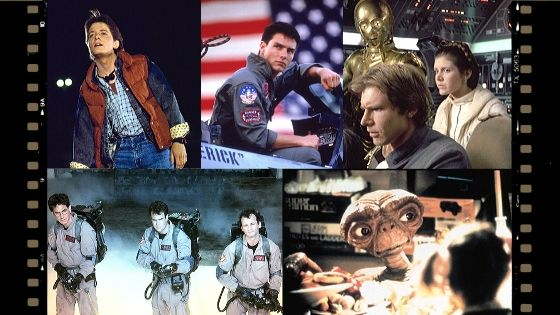 15 Iconic movies of the 1980s