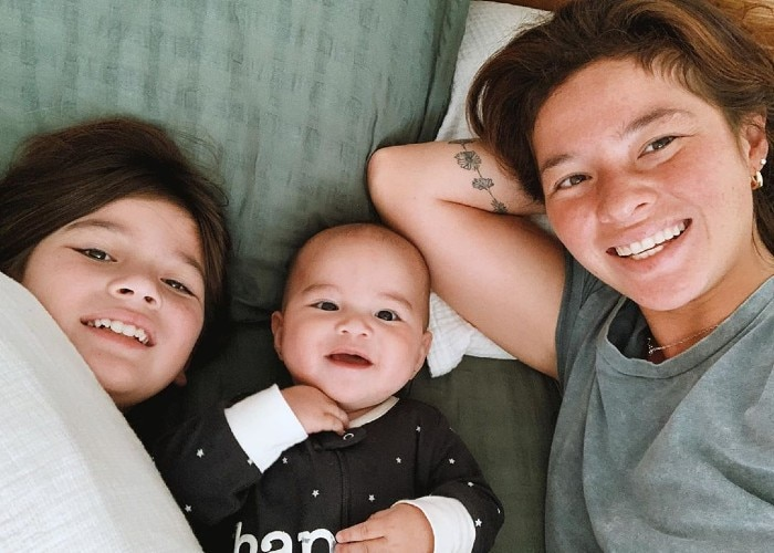 Andi Eigenmann on motherhood under COVID