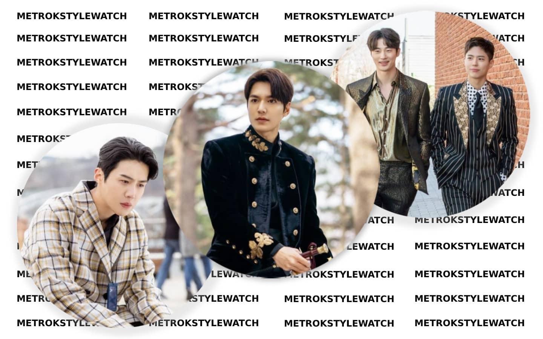 #MetroKStyleWatch: K-Actors