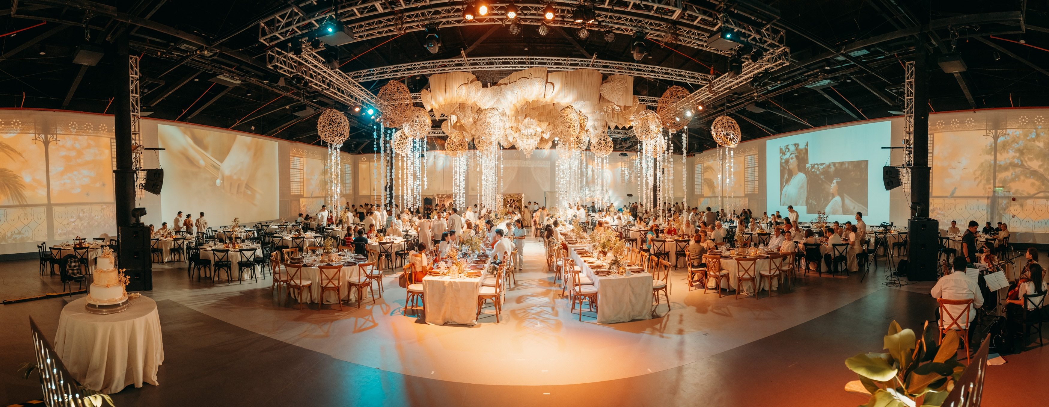 real weddings dominique gana and o jonathan pabill 0