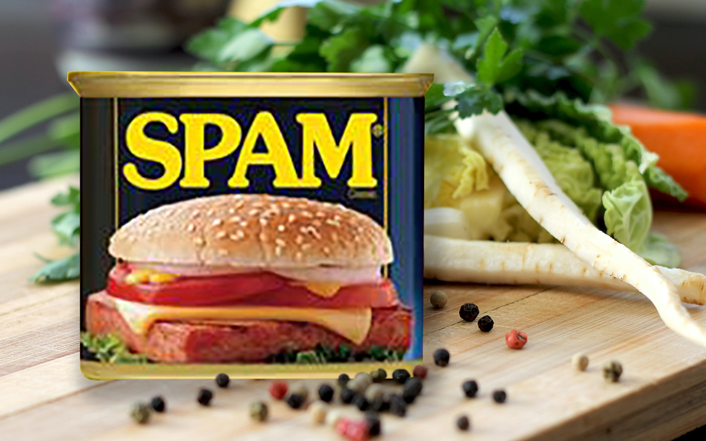The Many Ways We Love Spam