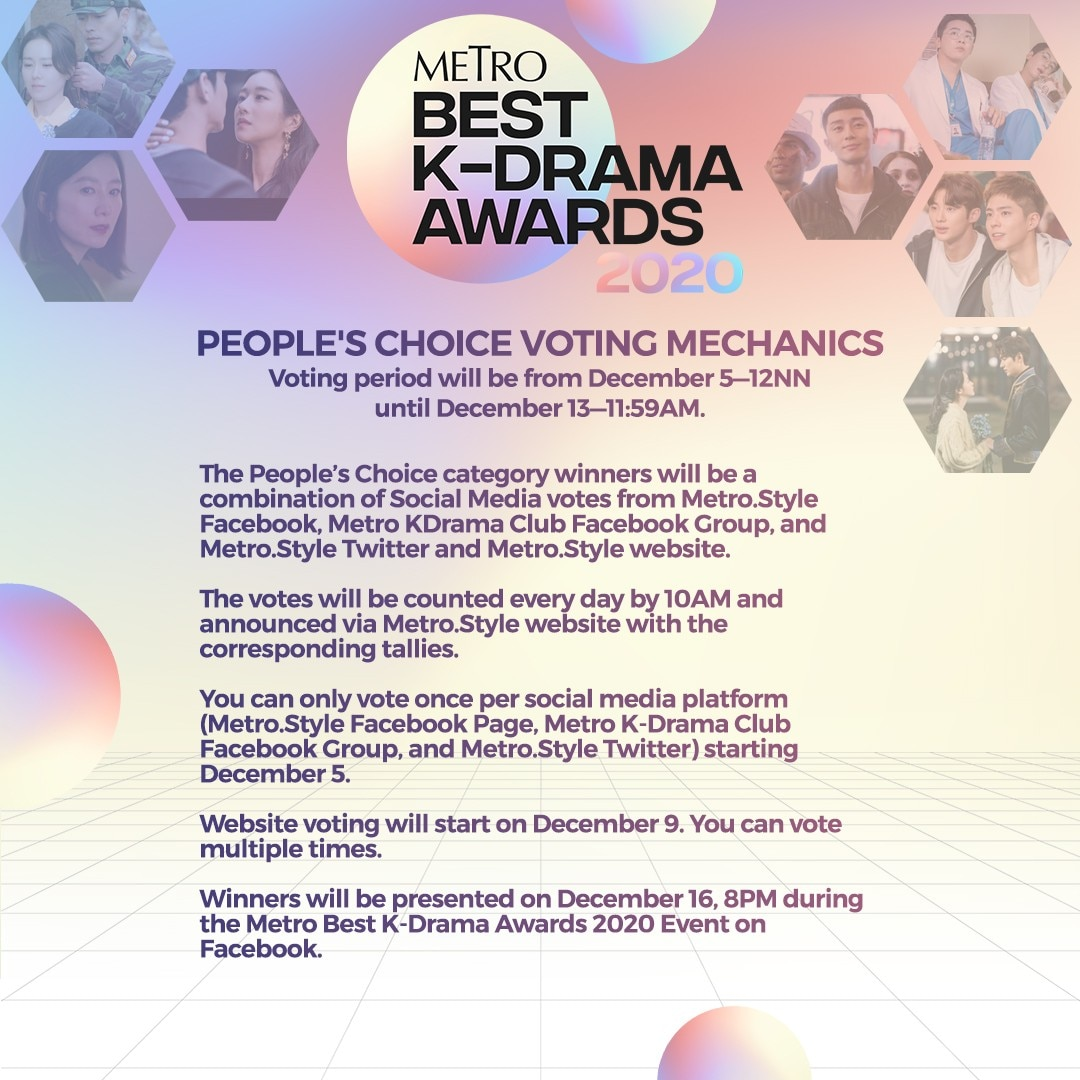 Voting mechanics