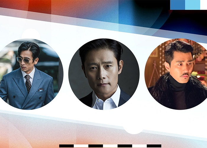 Handsome K-Drama Actors In Their 50s