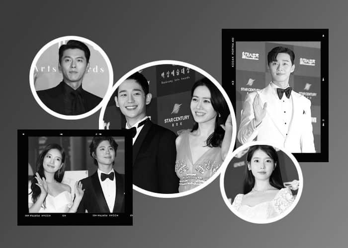 Memorable Beauty Looks from the Baeksang Arts Awards