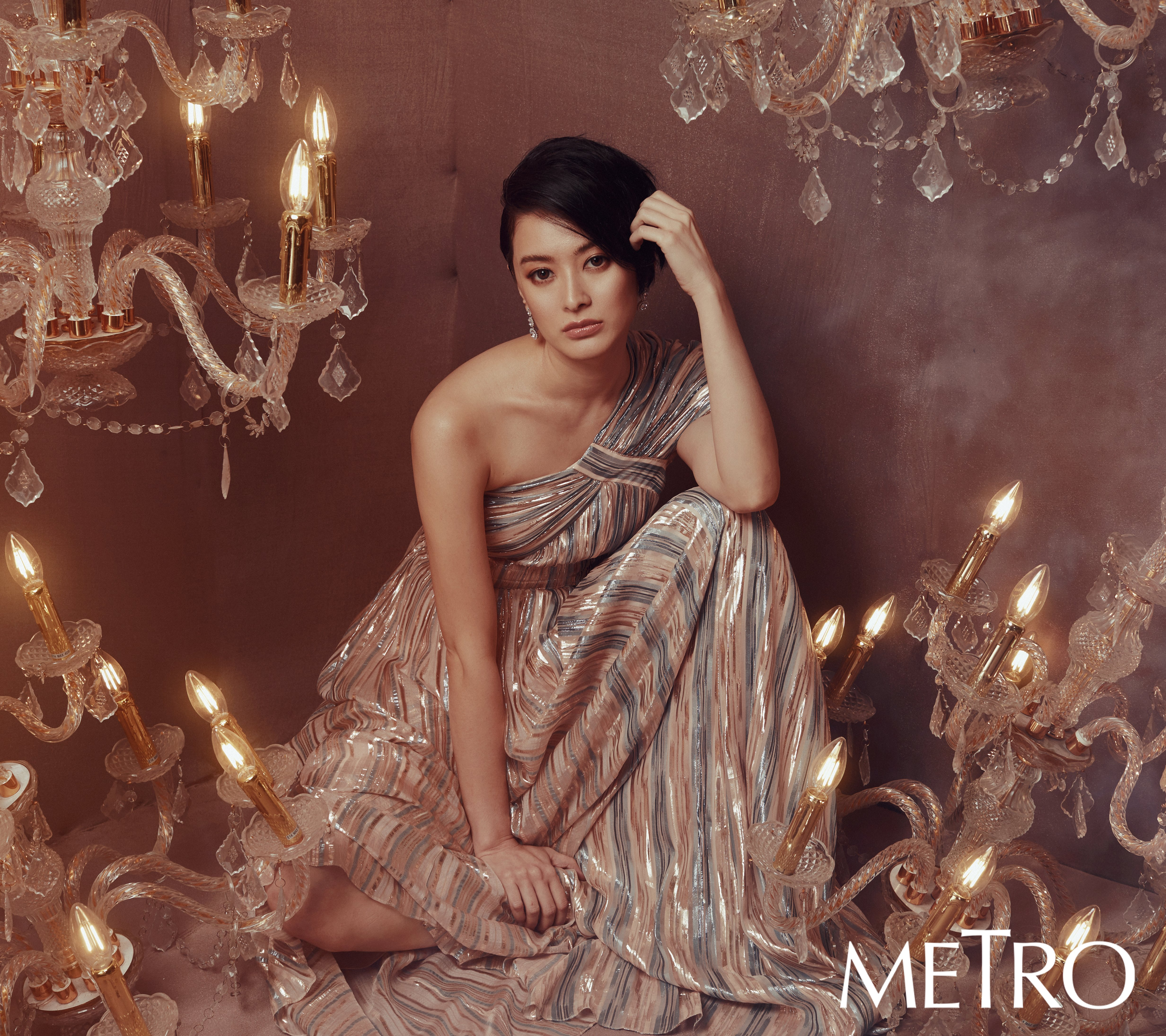 Metro At 30 Maricar Reyes Poon Is A Woman Of Many Hats And We Love Her For It Metro Style