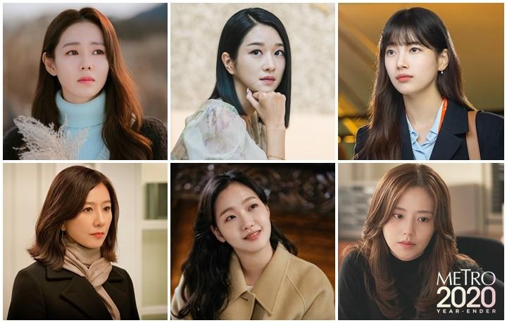 Best K-Drama Actresses Of 2020