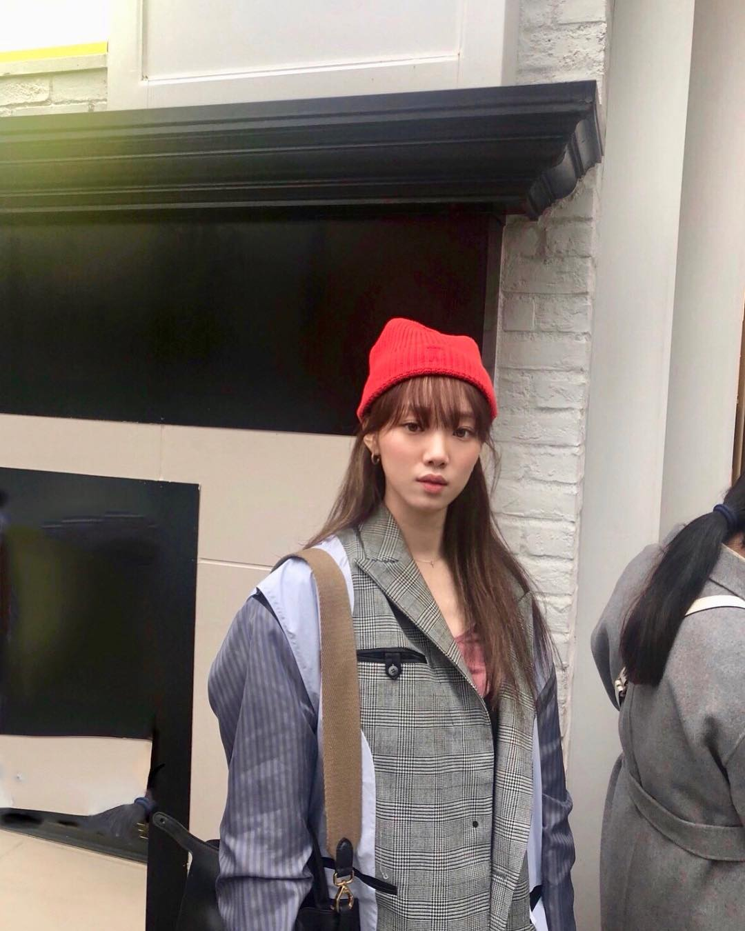 Our Favorite Lee Sung-kyung OOTDs