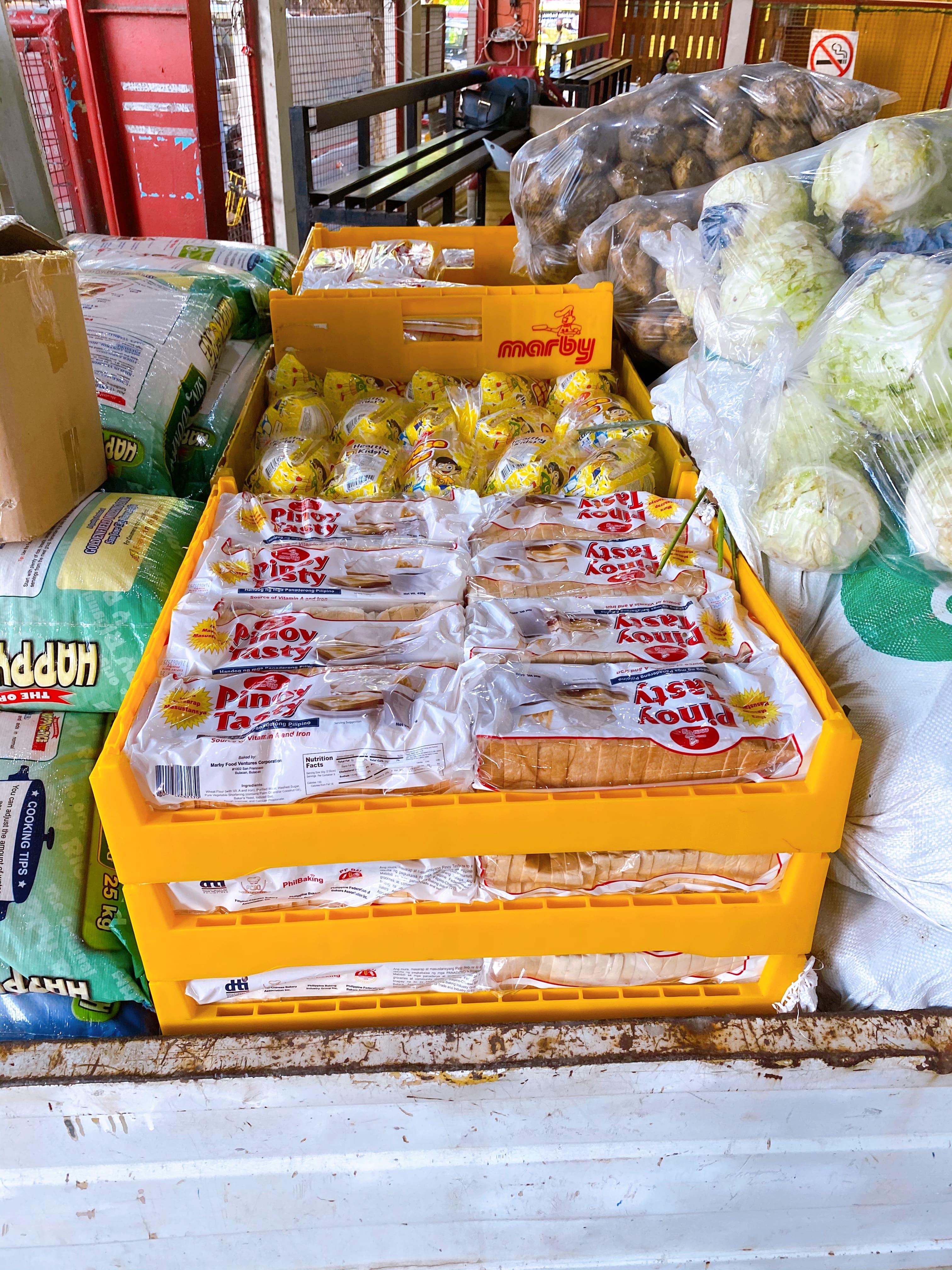 juana yupangco launches market ni misis in taguig 0