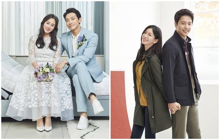 Korean Celebrity Couples Who Met On Set