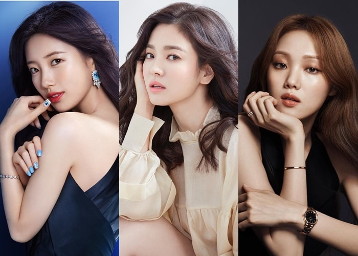 Most Beautiful Korean Stars