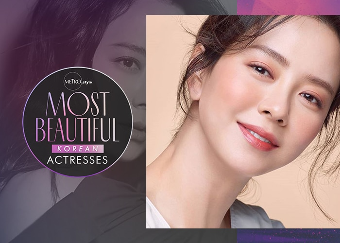 Song Ji-hyo is one of metro's most beautiful korean actresses