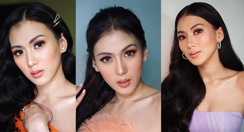 Alex Gonzaga Glowing Makeup Looks