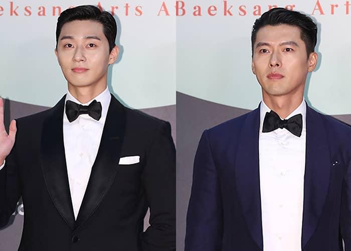 56th Baeksang Arts Awards Handsome Actors