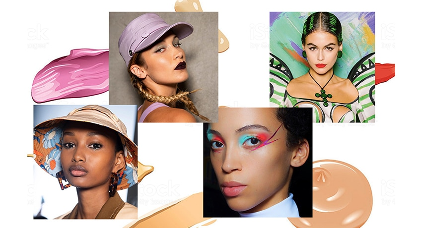 Milan Fashion Week Spring/Summer 2020 Beauty Trends