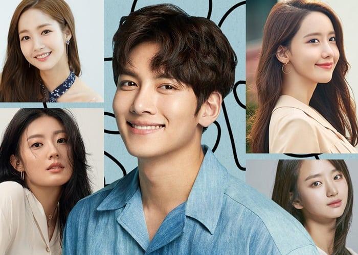 Ji Chang-Wook's K-Drama Leading Ladies