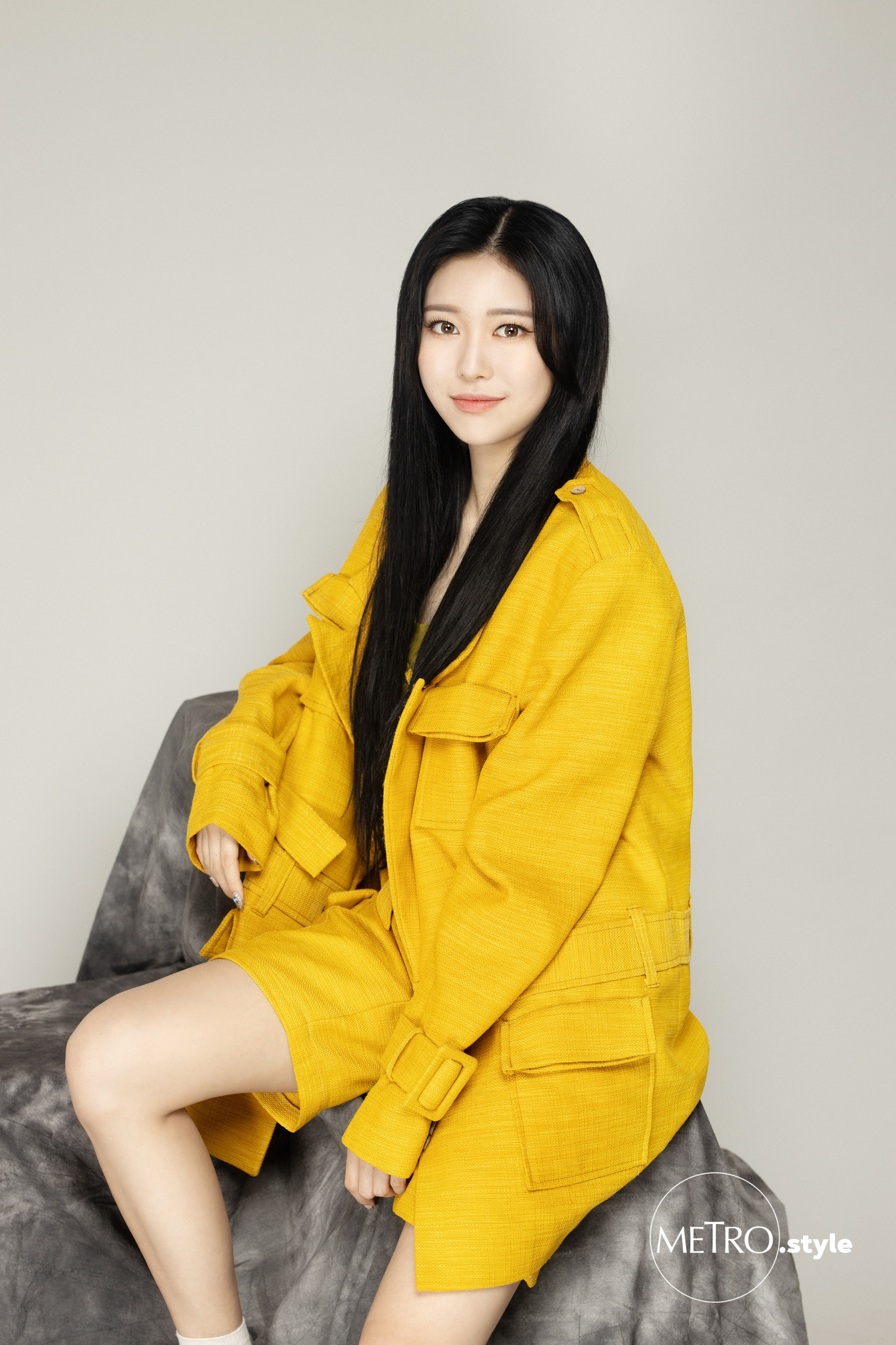 MOMOLAND's Jane on Metro.Style