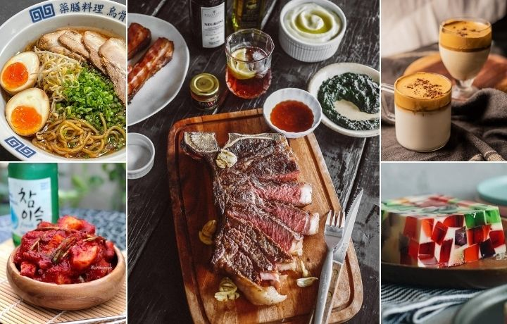 The Year in Food